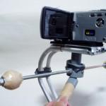 自作カメラ安定装置