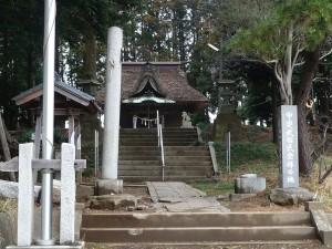 武田氏を祭った神社です