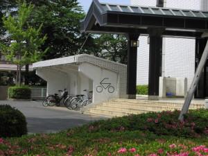 自転車置き場のマーク