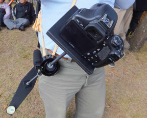 stabilizer for DSLR