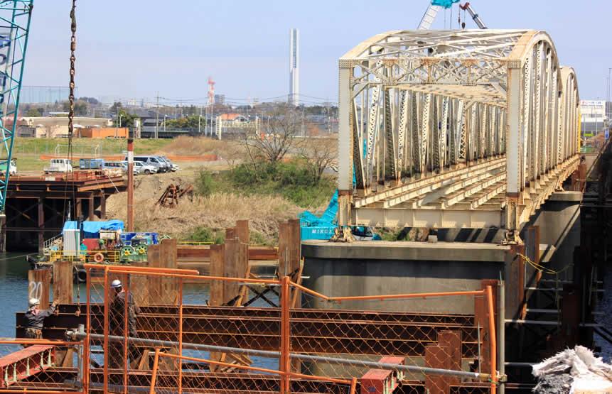 水戸 旧水府橋