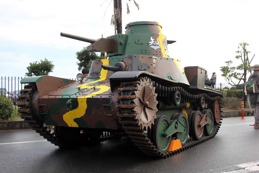 95式戦車