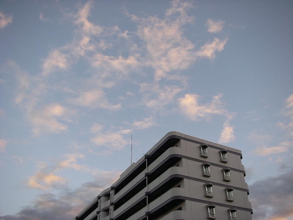 城東 工場跡のマンション