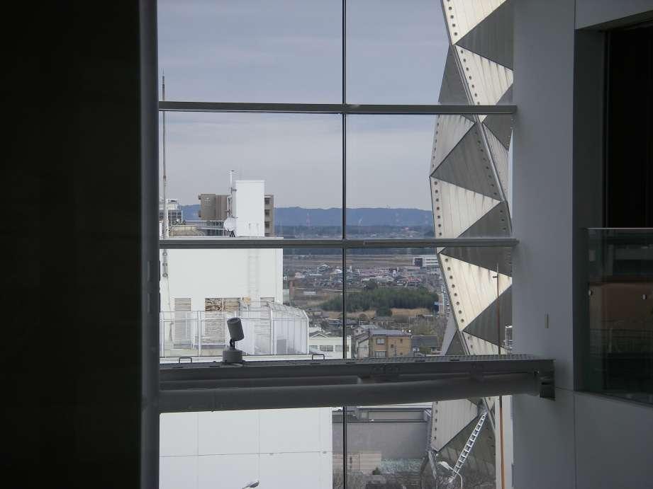 アートタワー水戸を京成の8回から