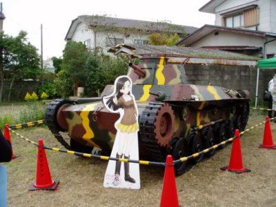 日照戦車2016年10月